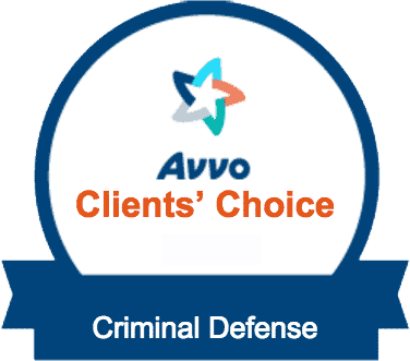 Top Criminal Lawyer Badge